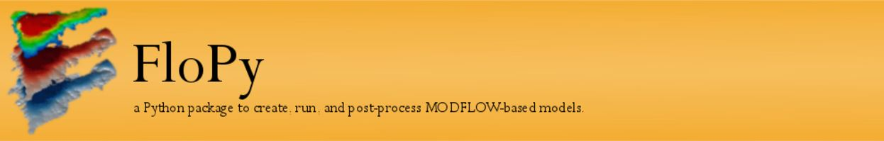 FloPy: A Python interface for MODFLOW that kicks tail! - Water